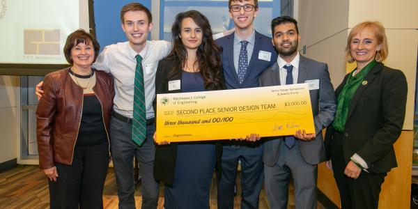 2019 2nd Place Senior Design Winners