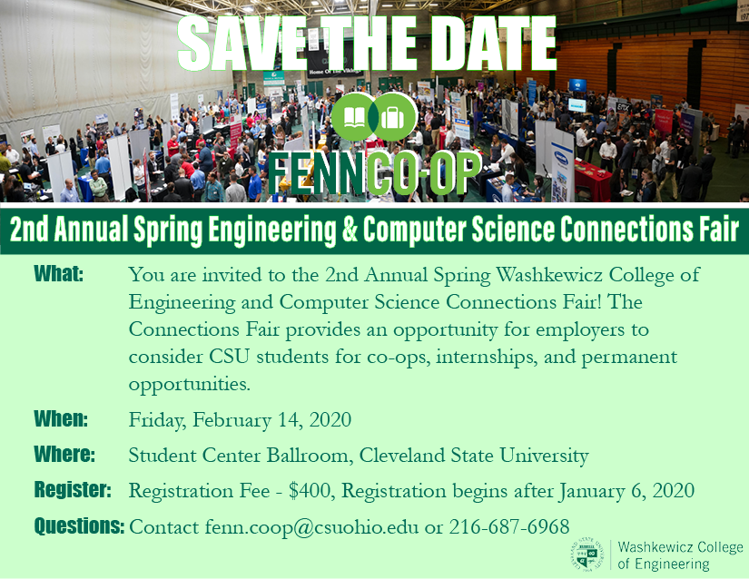 Engineering & Computer Science Connections Fair