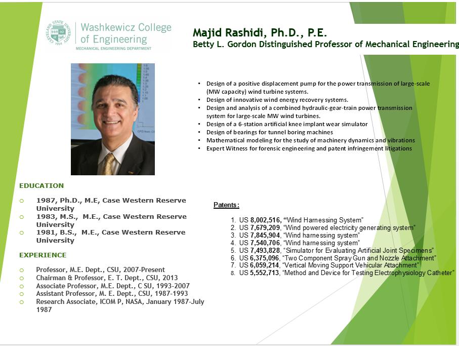 Majid Rashidi PhD