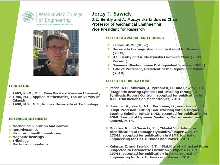 Jerzy T Sawicki PhD