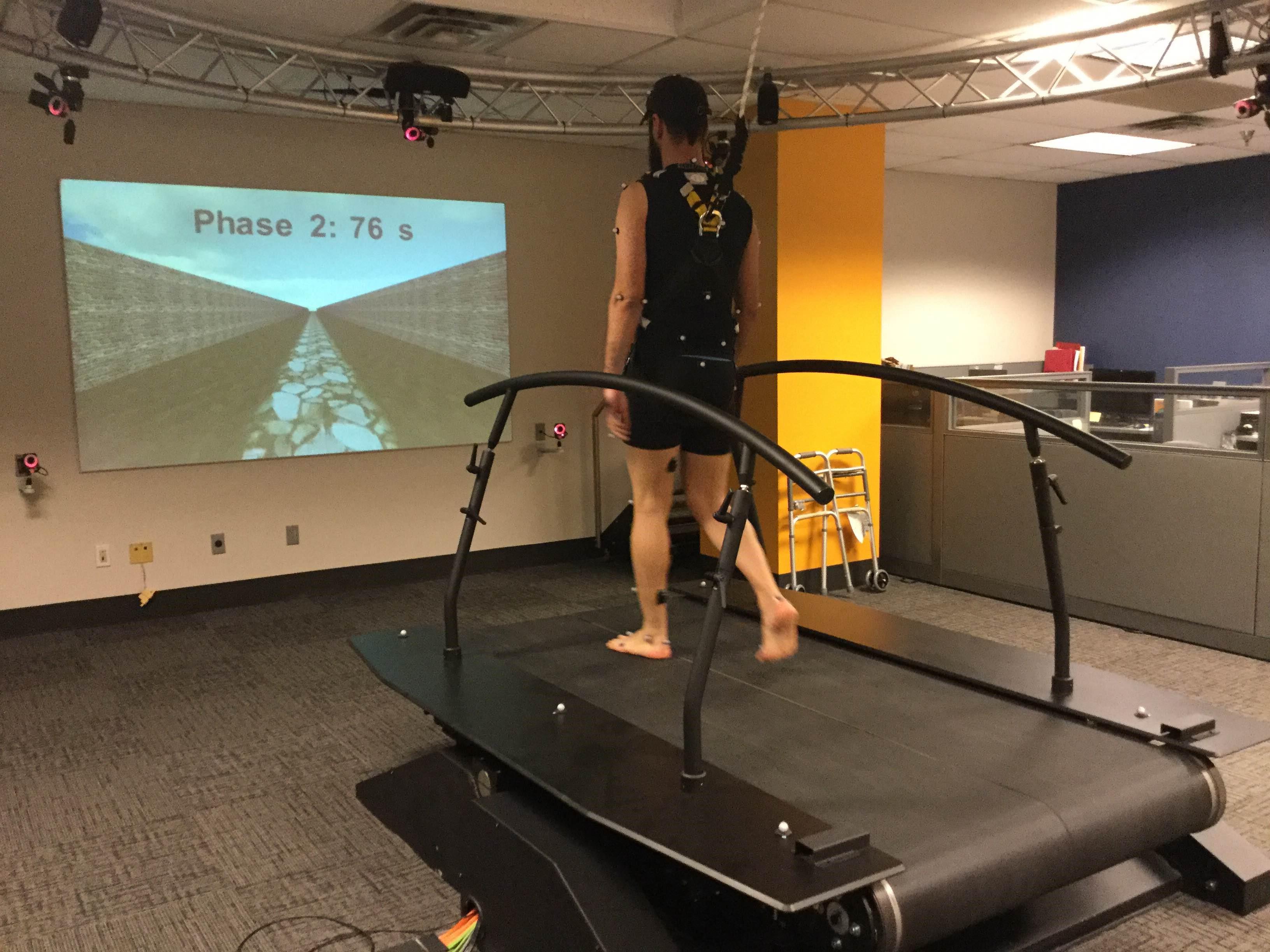 treadmill gait analysis