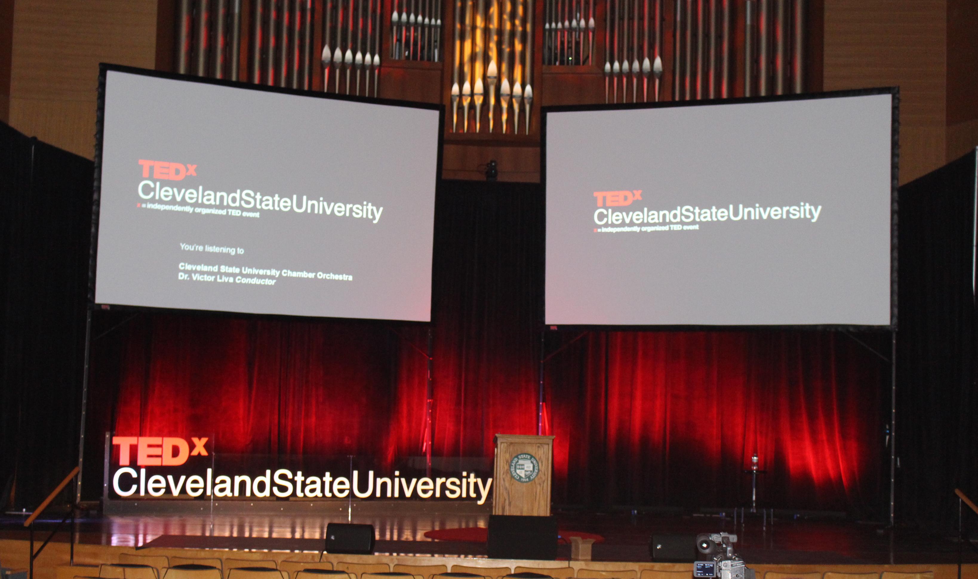 TEDx Cleveland State University