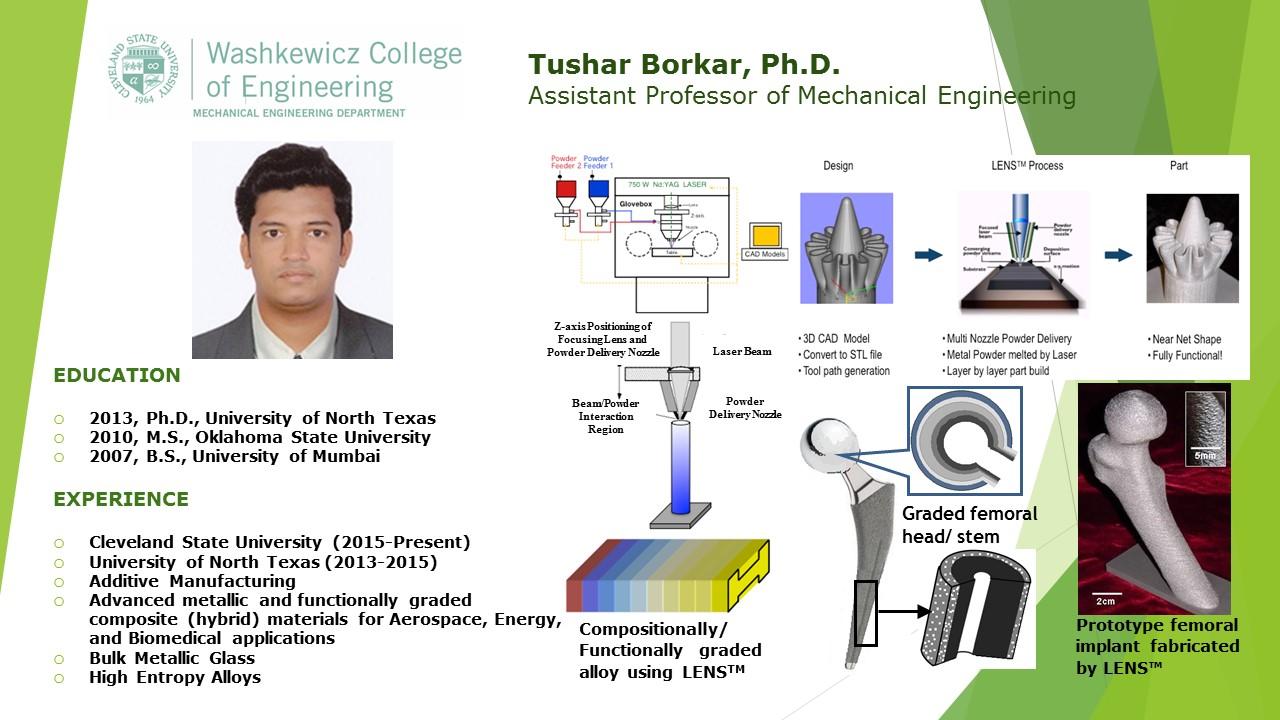 Dr Tushar Borkar