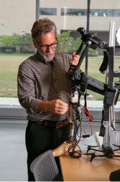 Dr. Simon Instrument Robotics Controls research