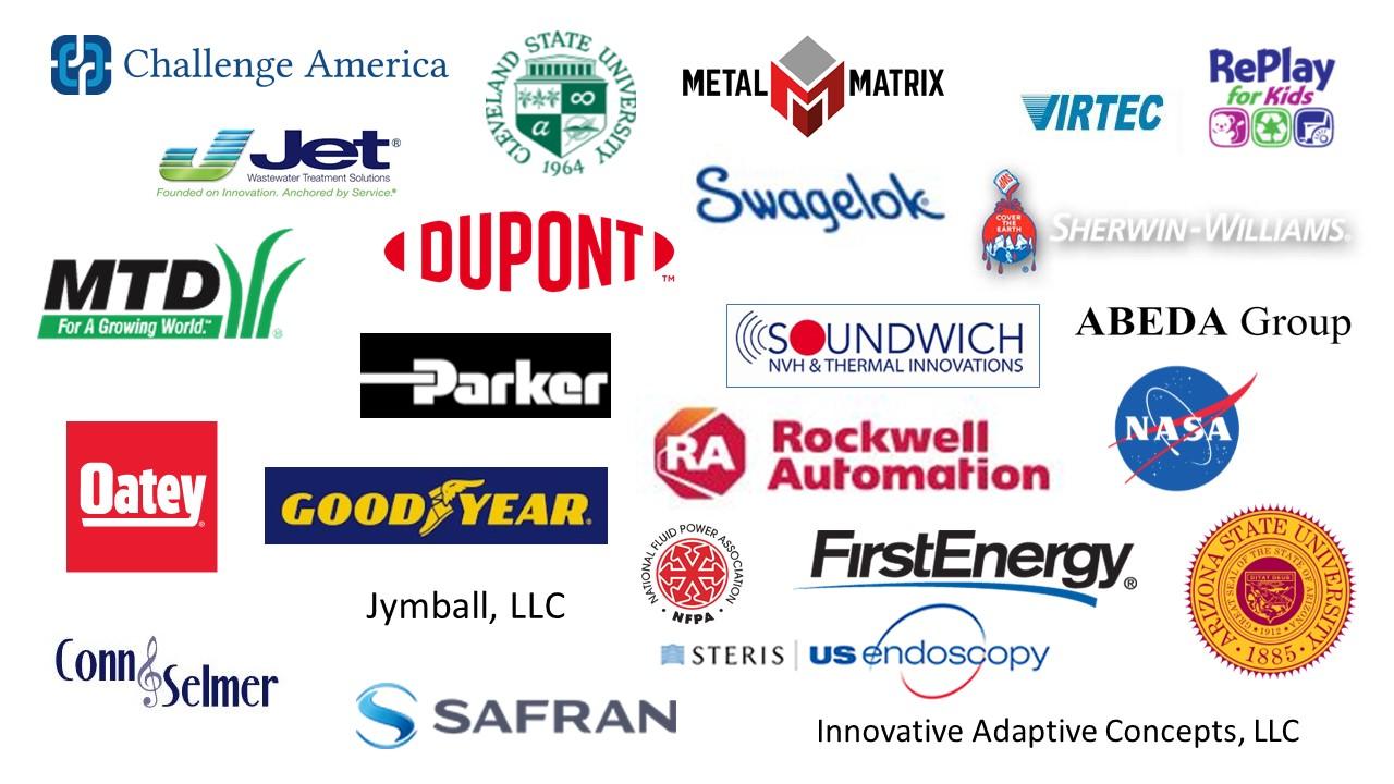 2020 SD Industry Sponsor Logos
