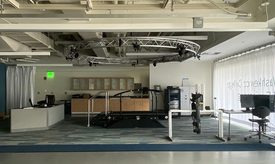 Human Motion Control Lab