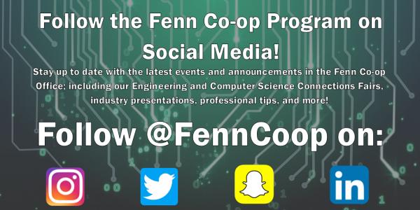 Follow Fenn Co-op on Social Media!