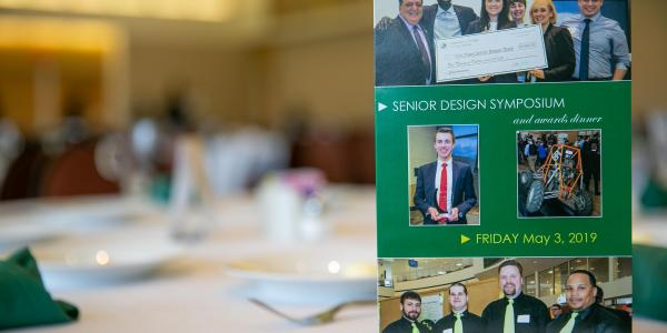2019 Senior Design Symposium and Awards Dinner