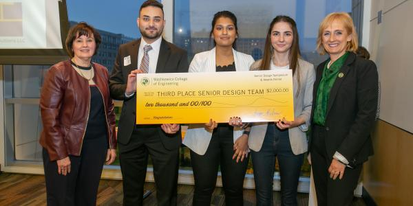 2019 3rd Place Senior Design Winners