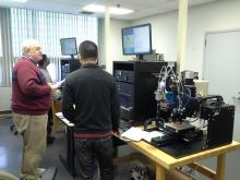 Advanced training on the top-of-the-line 3D Electronics Printers