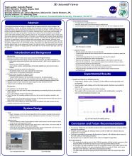 NASA 3D Asteroid Viewer 2020 Senior Design Third Place Winner