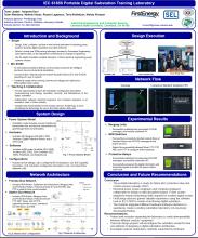 FirstEnergy Portable Digital Substation Training Laboratory