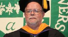Dr. Stephen Duffy, professor in civil engineering